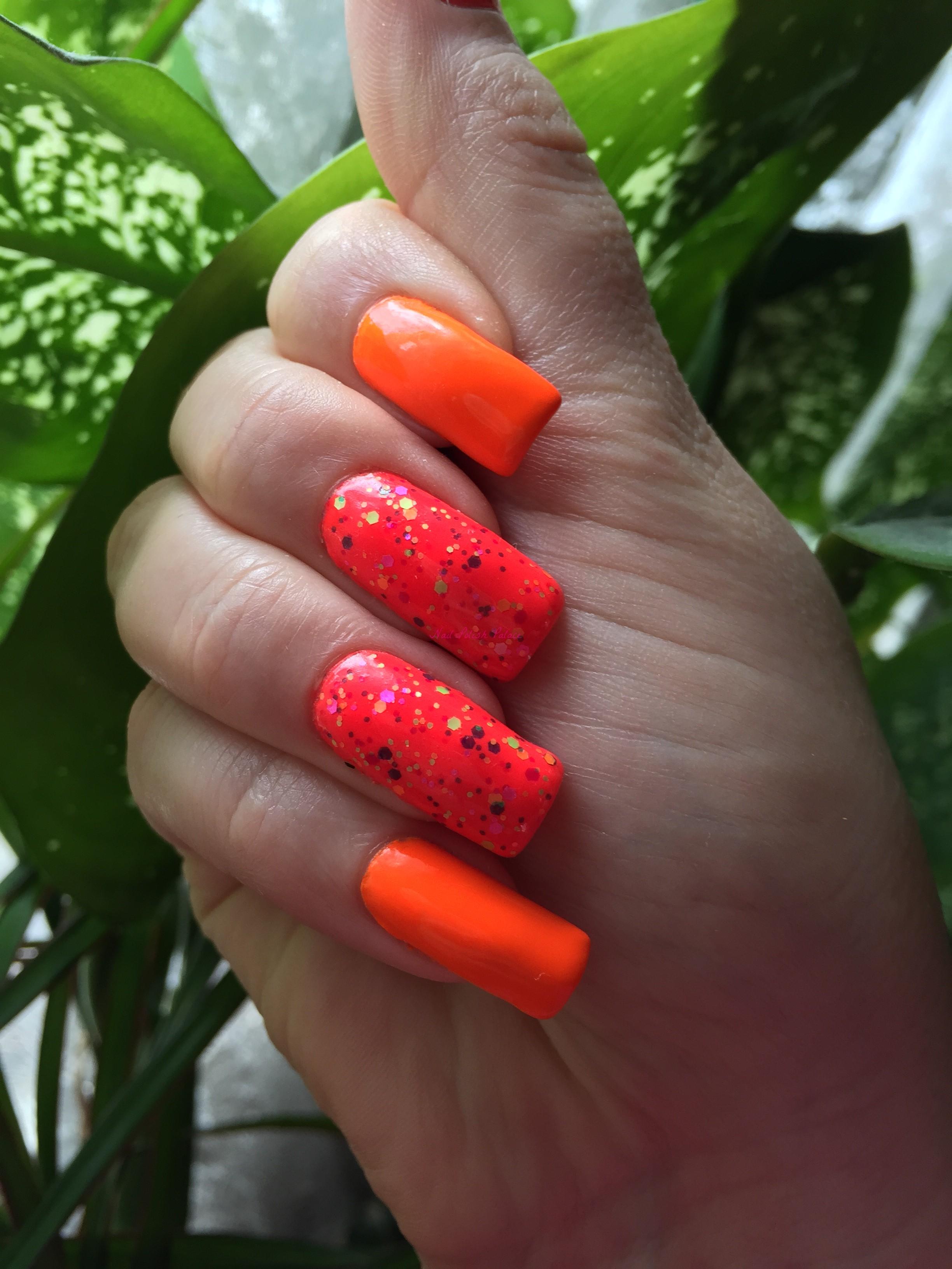 Nail Polish PalaceSummer nail art 2015- Models Own Polish For Tans ...