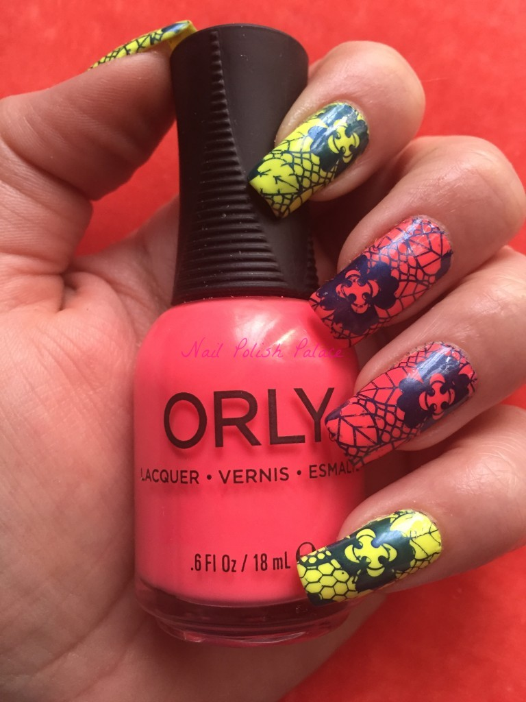 Nail Polish PalaceCelebrate Spring 2016 with Orly Freestyle and ...