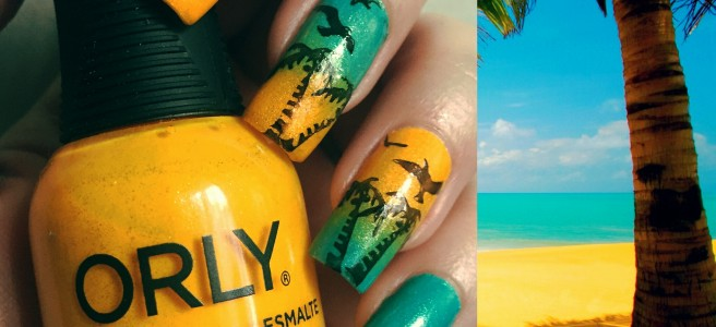 ESSIE Viva Antigua!  ORLY Summer Sunset16